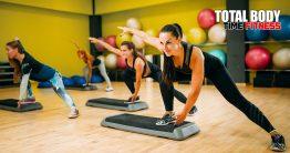 allenamento total body palestra