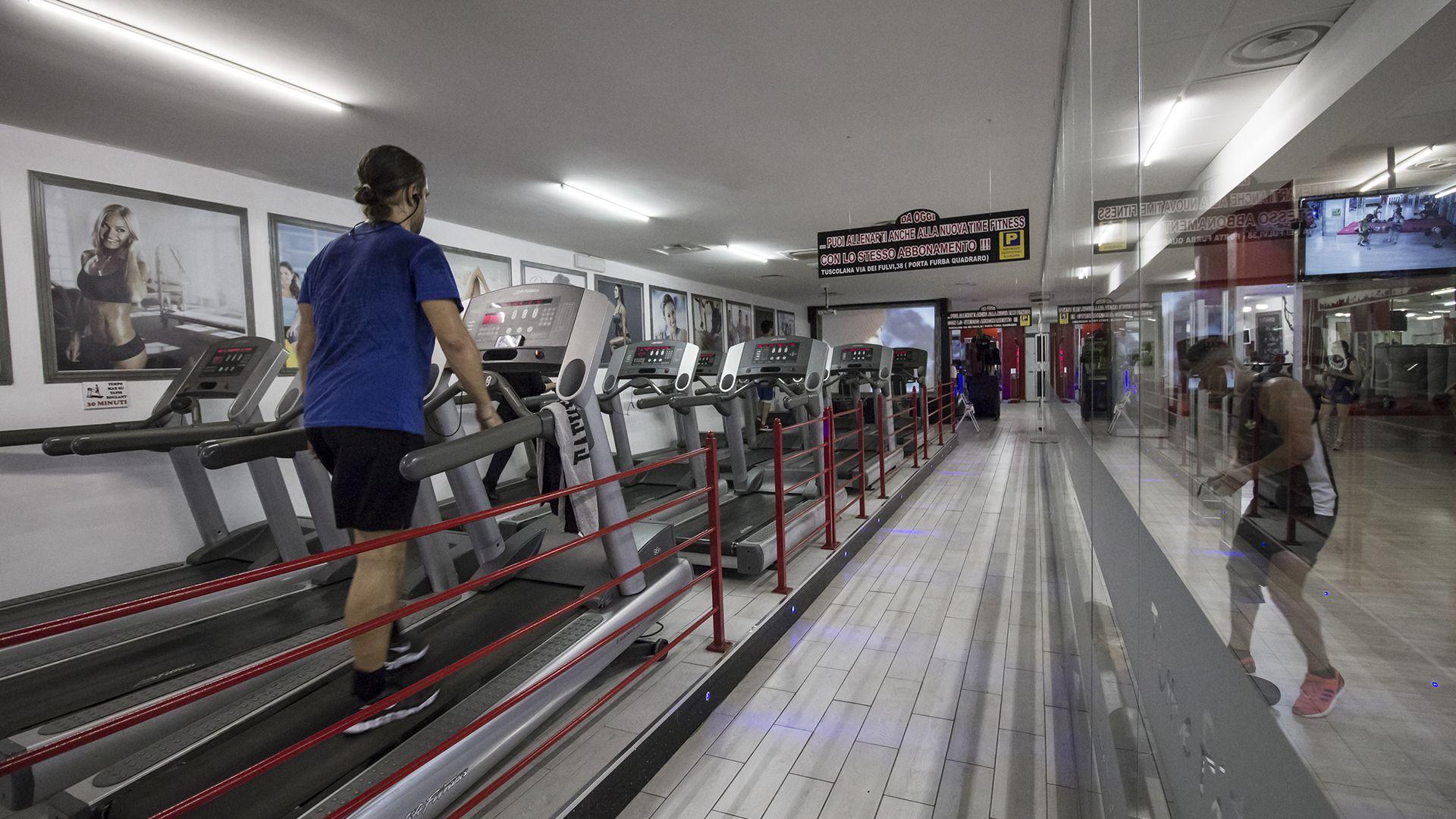Cardio Fitness Roma Tuscolana
