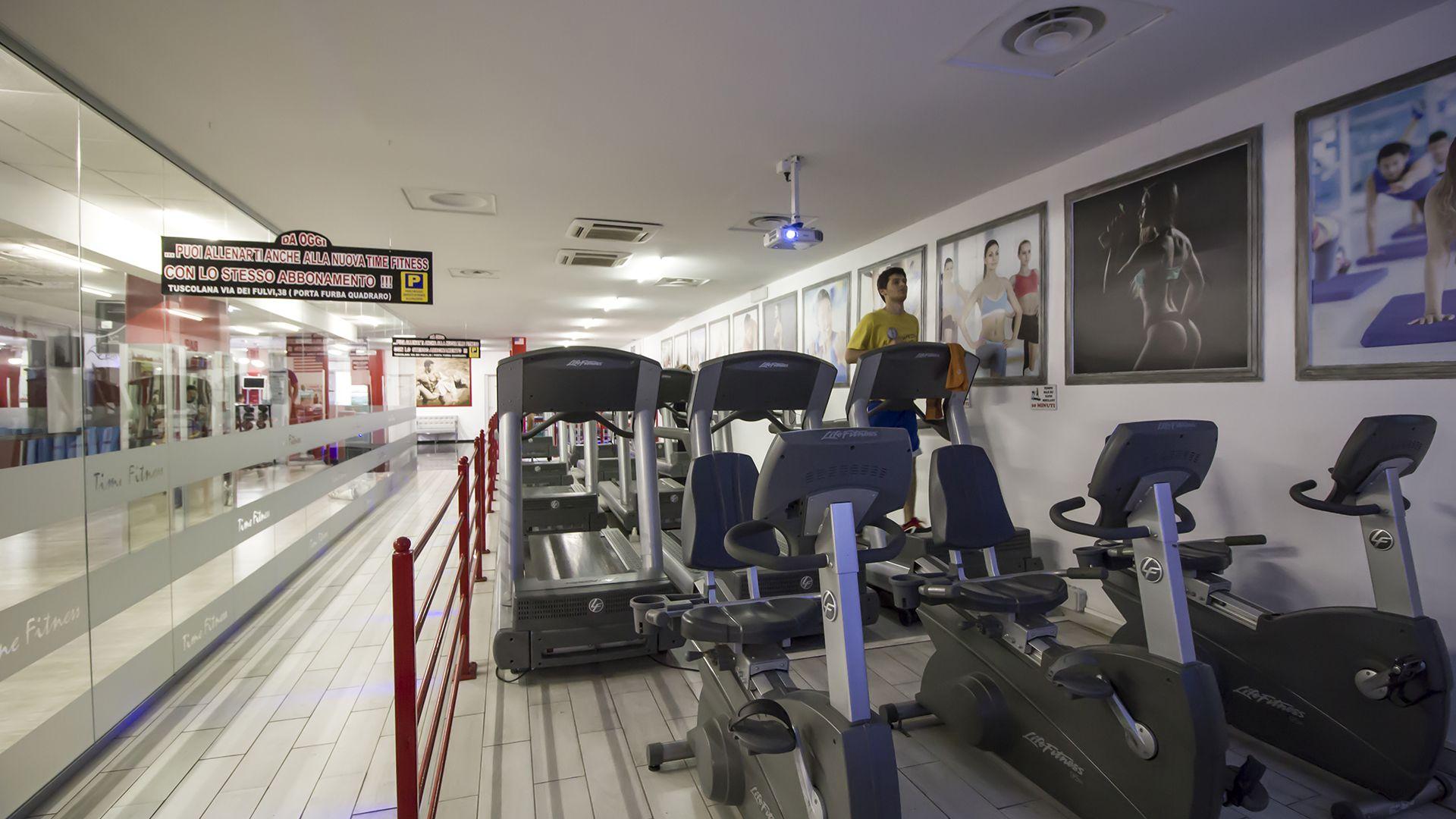 Sala Cardio Tuscolana