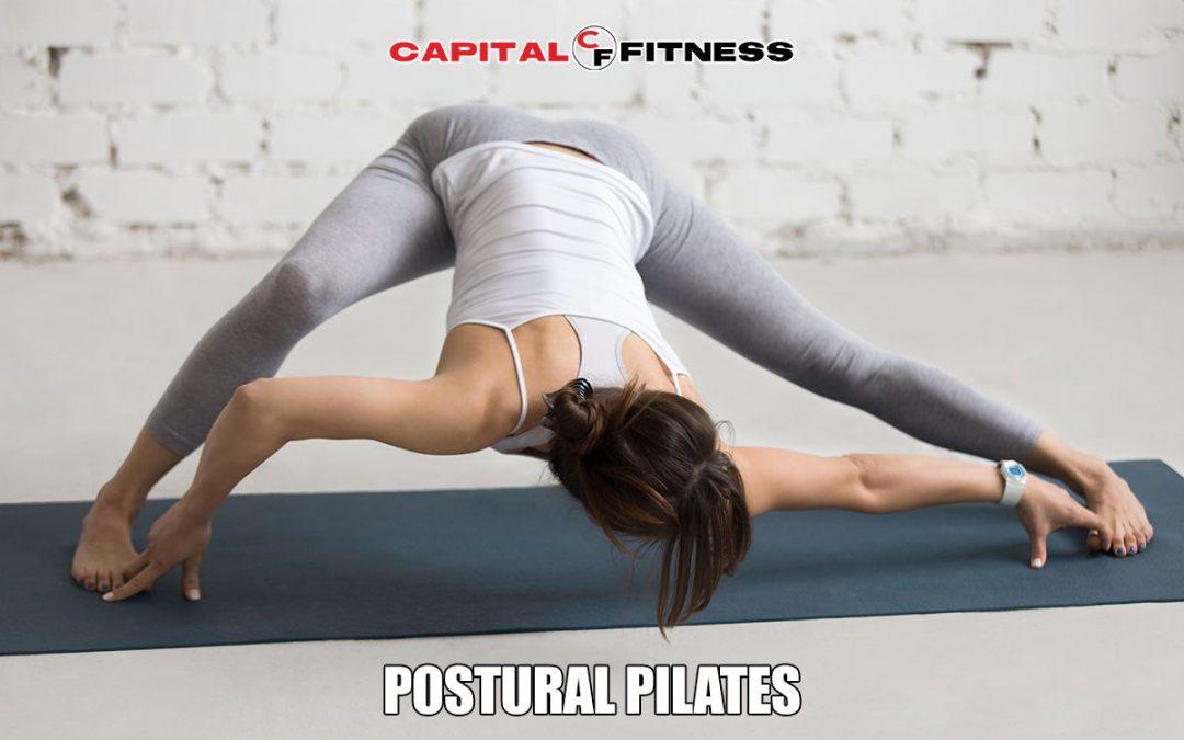 postural pilates roma
