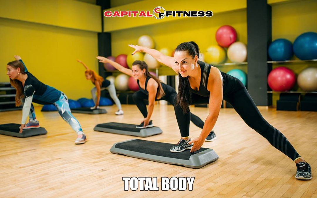 total body palestra roma