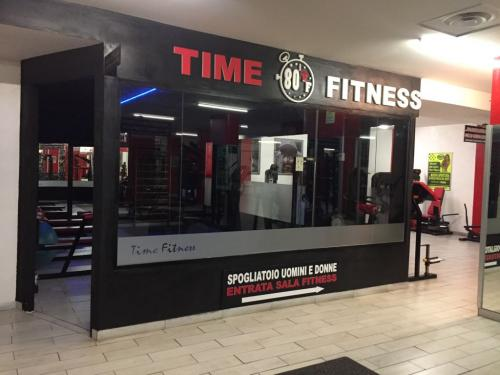 10-Sala Riservata Palestra Time Fitness