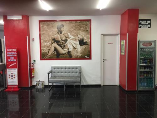 14-Area Accoglienza Palestra Time Fitness