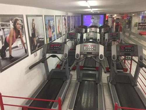 15-Area Tapis Roulant Palestra Time Fitness
